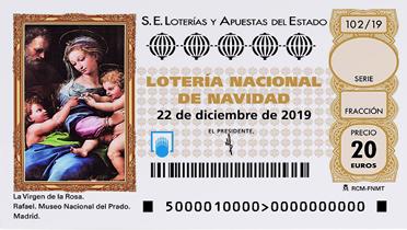 Loteria Navidad Online